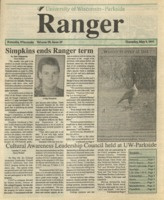 The Parkside Ranger, Volume 19, issue 29, May 9, 1991