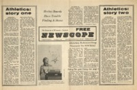 Parkside's Newscope, Volume 5, issue 12, November 22, 1971