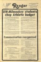 The Parkside Ranger, Volume 6, issue 12, November 16, 1977