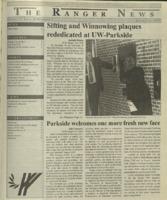 The Ranger News, Volume 27, issue 11, December 3, 1998