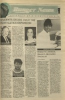 The Ranger News, Volume 22, issue 20, March 3, 1994