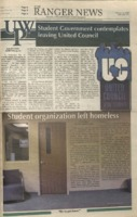 The Ranger News, Volume 39, issue 20, February 24, 2009