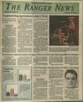 The Ranger News, Volume 20, issue 19, February 13, 1992