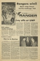 The Parkside Ranger, Volume 3, issue 27, March 5, 1975