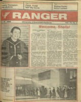 The Parkside Ranger, Volume 15, issue 9, October 30, 1986