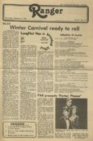 The Parkside Ranger, Volume 9, issue 17, February 5, 1981
