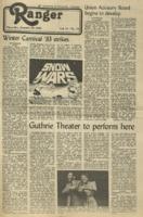 The Parkside Ranger, Volume 11, issue 15, January 20, 1983