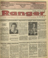 The Parkside Ranger, Volume 18, issue 19, February 15, 1990