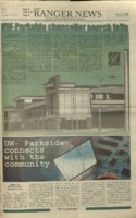 The Ranger News, Volume 39, issue 7, October 21, 2008