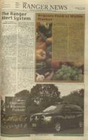 The Ranger News, Volume 39, issue 2, September 16, 2008