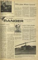 The Parkside Ranger, Volume 1, issue 14, January 24, 1973