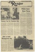 The Parkside Ranger, Volume 7, issue 27, April 11, 1979