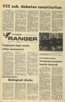 The Parkside Ranger, Volume 3, issue 12, October 23, 1974