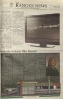 The Ranger News, Volume 39, issue 19, February 17, 2009
