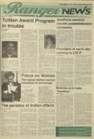 Ranger News, Volume 23, issue 23, March 23, 1995