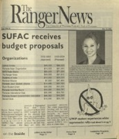 The Ranger News, Volume 33, issue 7, December 12, 2002
