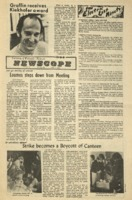 Parkside's Newscope, Volume 6, issue 16, May 1, 1972