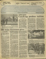 The Parkside Ranger, Volume 13, issue 12, November 29, 1984