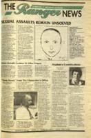 The Ranger News, Volume 22, issue 1, September 2, 1993