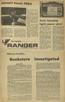 The Parkside Ranger, Volume 2, issue 5, October 3, 1973
