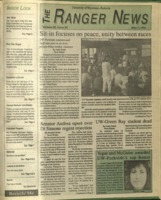 The Ranger News, Volume 20, issue 30, May 7, 1992