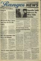 Ranger News, Volume 23, issue 8, October 20, 1994