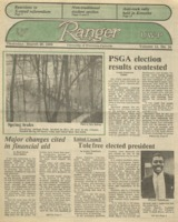 The Parkside Ranger, Volume 14, issue 24, March 20, 1986
