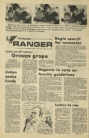 The Parkside Ranger, Volume 3, issue 18, December 4, 1974