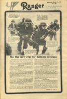 The Parkside Ranger, Volume 6, issue 8, October 19, 1977