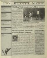 The Ranger News, Volume 27, issue 10, November 19, 1998