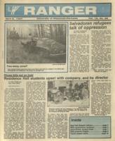 The Parkside Ranger, Volume 15, issue 26, April 9, 1987