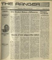 The Ranger , Volume 32, issue 5, October 4, 2001