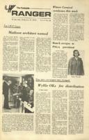 The Parkside Ranger, Volume 1, issue 18, February 21, 1973