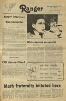 The Parkside Ranger, Volume 6, issue 18, January 25, 1978