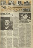 The Ranger News, Volume 22, issue 9, October 29, 1993