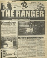 The Ranger , Volume 27, issue 25, May 6, 1999