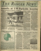 The Ranger News, Volume 20, issue 5, September 26, 1991
