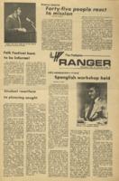 The Parkside Ranger, Volume 2, issue 12, November 21, 1973