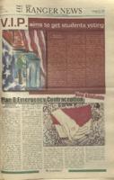 The Ranger News, Volume 39, issue 4, September 30, 2008