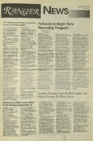 Ranger News, Volume 23, issue 1, September 1, 1994