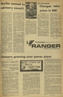 The Parkside Ranger, Volume 2, issue 6, October 10, 1973