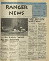 Ranger , Volume 24, issue 19, February 22, 1996