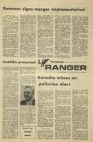 The Parkside Ranger, Volume 3, issue 3, July 17, 1974