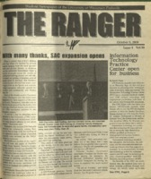 The Ranger , Volume 30, issue 4, October 5, 2000