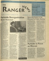 Ranger , Volume 24, issue 23, March 28, 1996