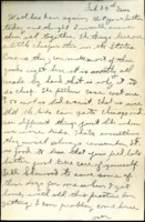 Letter from Daniel Klapproth to his mother while stationed in Balboa, Canal Zone, February 29, 1940