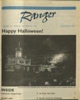 Ranger , Volume 24, issue 8, October 26, 1995