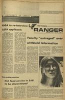 The Parkside Ranger, Volume 2, issue 8, October 24, 1973
