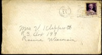Letter from Daniel Klapproth to his mother while stationed in Fort Amador, Canal Zone, February 11, 1940