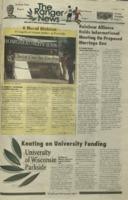 The Ranger News, Volume 37, issue 6, October 10, 2006